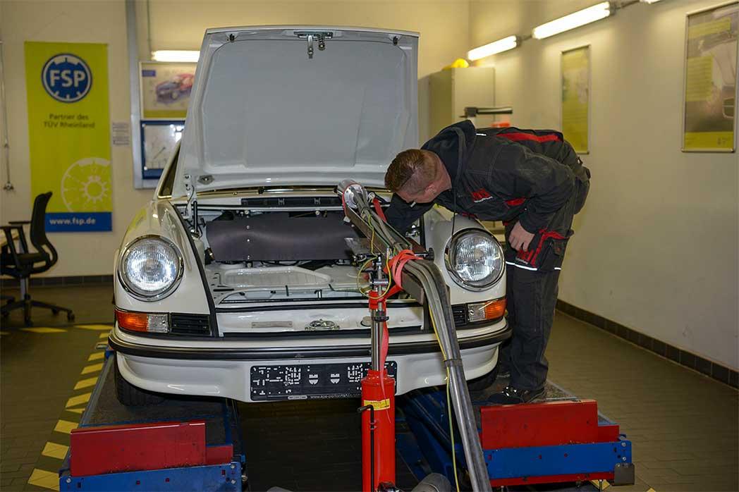 Porsche 911 E, T oder RS?
